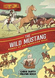 History Comics: The Wild Mustang: Horses of…