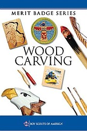 Wood Carving av Boy Scouts of America