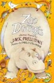 Zoo Doings: Animal Poems av Jack Prelutsky