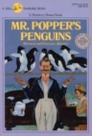 Mr. Popper's Penguins por Florence Atwater…