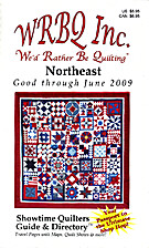 WRBQ Inc. We'd Rather Be Quilting Northeast…