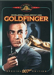 Goldfinger (Special Edition) de Sean Connery