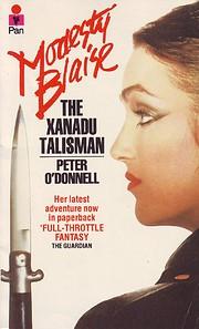 The Xanadu Talisman de Peter O'Donnell