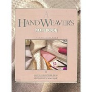 A handweaver's notebook por Sharon D.…