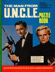 The Man from U.N.C.L.E. Puzzle book