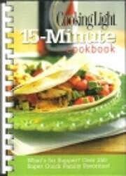 Cooking Light 15-Minute Cookbook af Heather…