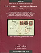 United States Postal History : Featuring the…