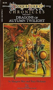 Dragonlance: Dragons Of Autumn Twilight: 01…
