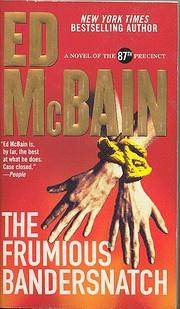 The Frumious Bandersnatch (Mcbain, ed) de Ed…