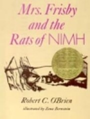 The Secret of Nimh: Mrs. Frisby and the Rats…