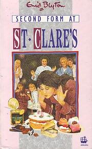 Second Form at St Clare's de Enid Blyton