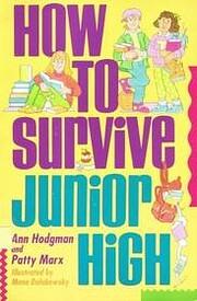 How to Survive Junior High av Ann Hodgman