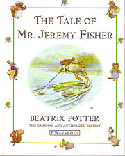 Tale of Mr Jeremy Fisher af Beatrix Potter
