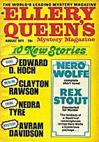 Ellery Queen's Mystery Magazine - 1971/08 by…