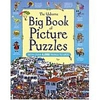 The Usborne Big Book of Picture Puzzles by…