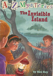 The Invisible Island (A to Z Mysteries) av…