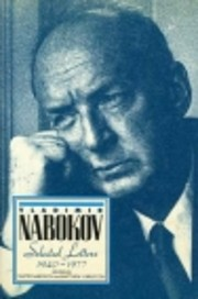 Vladimir Nabokov: Selected Letters,…