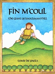 fin m'coul: the giant of knockmany hill…