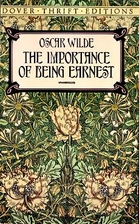 The Importance of Being Earnest by Oscar…