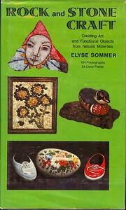 Rock and Stone Craft av Elyse Sommer