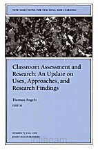 Using Research to Improve Teaching by Janet…