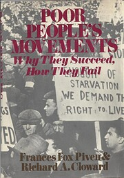 Poor people's movements : why they succeed,…