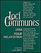 Loci Communes by Philip Melanchthon