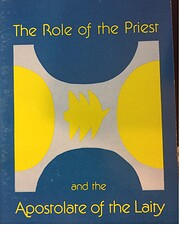 Role of the Priest and the Apostolate of the…
