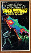 Siege Perilous by Lester Del Rey