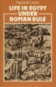 Life in Egypt under Roman rule – tekijä:…