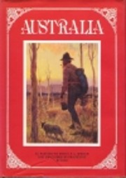 Australia af Percy F. S. Spence