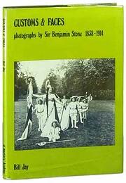 Customs & faces por Sir John Benjamin Stone