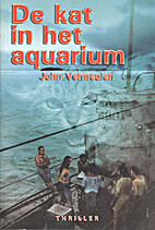 De kat in het aquarium by John Vermeulen