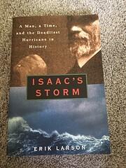Isaac's Storm por Erik Larson
