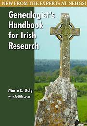 Genealogist's Handbook for Irish Research…