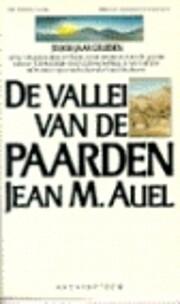 De vallei van de paarden de Jean M. Auel