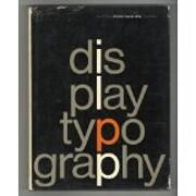 Display Typography por E. K. Bain