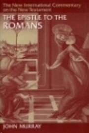 The Epistle to the Romans (New International…