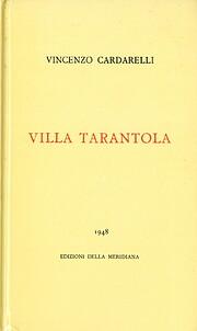 Villa tarantola af Cardarelli Vincenzo