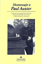 Homenaje a Paul Auster by Jorge Herralde