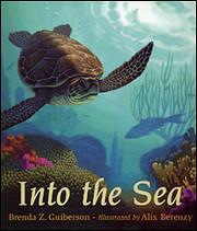 Into the sea av Brenda Z Guiberson