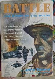 Battle: The Story of the Bulge (Landmark…