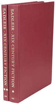 XIX century fiction : a bibliographical…