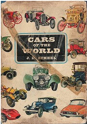 Cars of the world de Jørgen Ditlev…