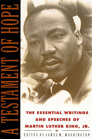 A Testament of Hope: The Essential Writings…