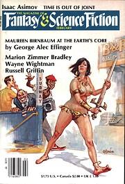 F&SF #417 THE MAGAZINE OF FANTASY & SCIENCE…