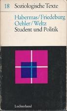 Student und Politik : eine soziologische…