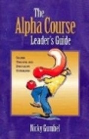Leader Guide (Alpha Course)