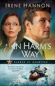 In Harm's Way (Heroes of Quantico Series,…