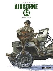 Airborne 44, 09: Black Boys di Philippe…
